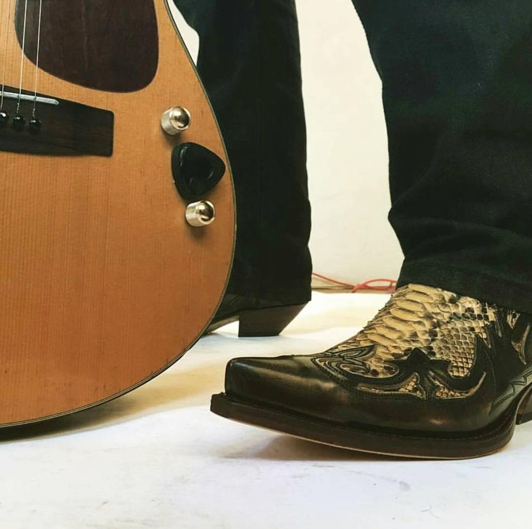 sendra 3241 heren western boot