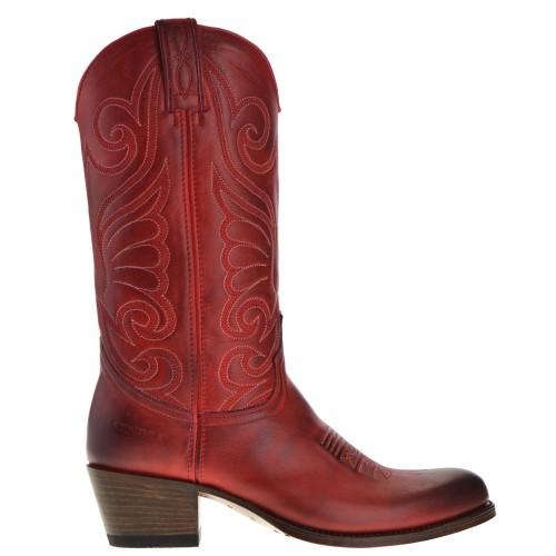11627-debora-nl-dames-cowboylaarzen-rood