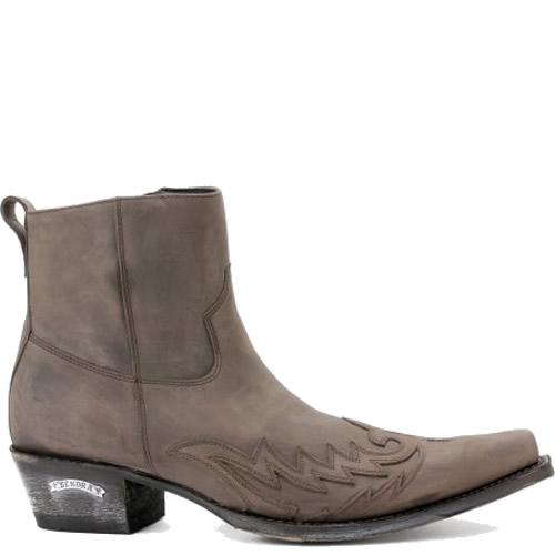 11783-mimo-heren-western-boots-lichtbruin