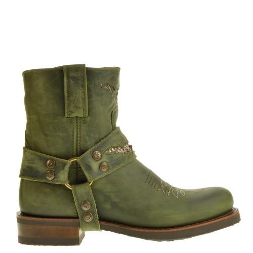 12979-chiquita-dames-western-boots-groen