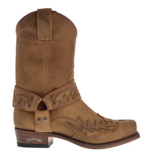 13039-blues-heren-cowboylaarzen-bruin
