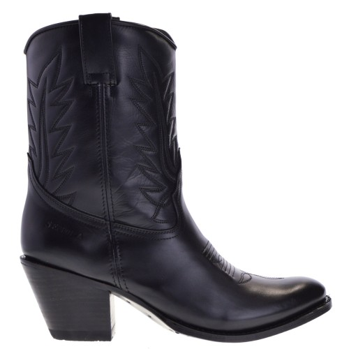 13142-laly-dames-western-boots-zwart