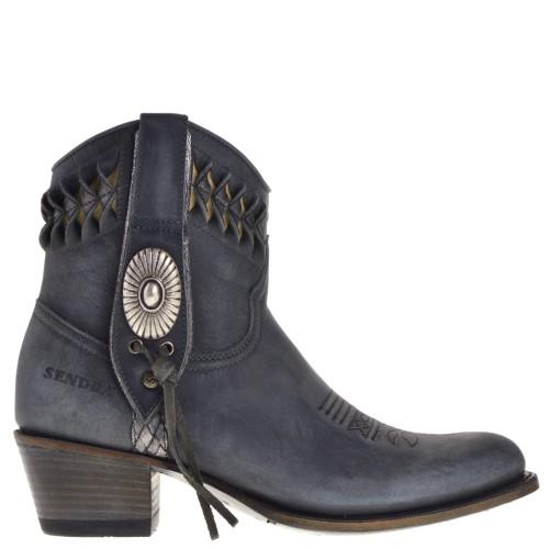13387-deborah-nl-dames-western-boots-grijs