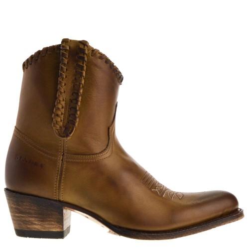 14410-debora-dames-western-enkellaarsjes-bruin
