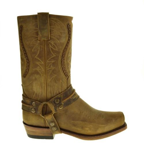 147238-seta-dames-cowboylaarzen-naturel