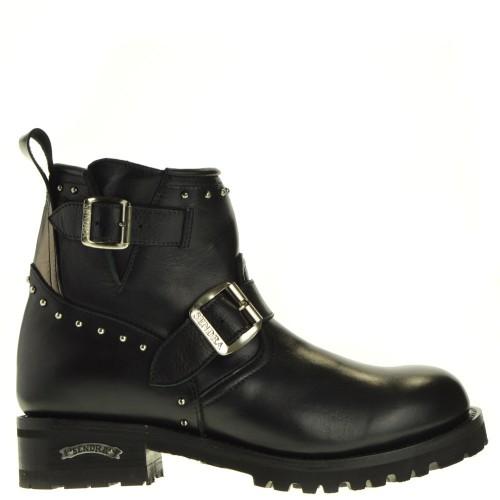 14854-carol-dames-western-boots-zwart