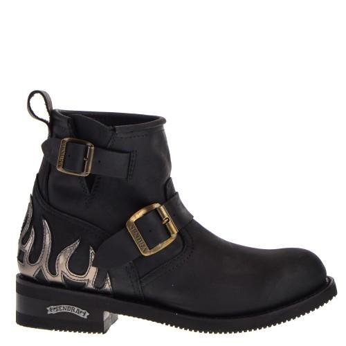 14904-carol-dames-western-boots-zwart