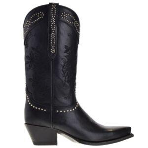 15500-judy-dames-cowboylaarzen-zwart