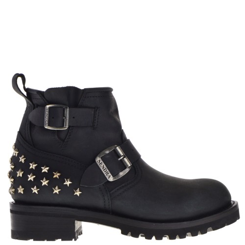 15614-carol-dames-western-boots-zwart