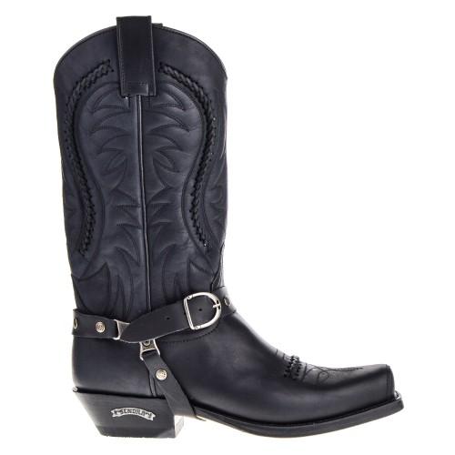 3434-58-seta-dames-cowboylaarzen-zwart