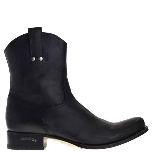 7370-dier-heren-western-boots-zwart