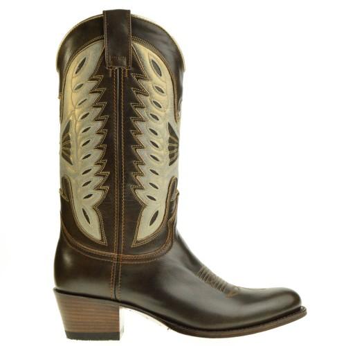 8850-debora-dames-cowboylaarzen-bruin