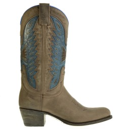 8850-debora-nl-dames-cowboylaarzen-bruin-blauw