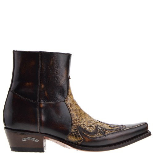 9918p-mimo-denver-heren-western-boots-bruin-python
