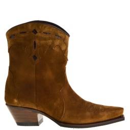 16593-judy-lia-dames-western-boots-bruin-suede