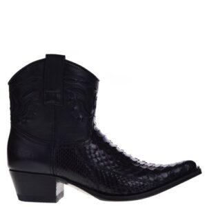 10889P ALMA-S dames western boots zwart