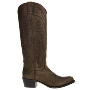 8840 DEBORA-NL dames cowboylaarzen taupe8840 DEBORA-NL dames cowboylaarzen taupe